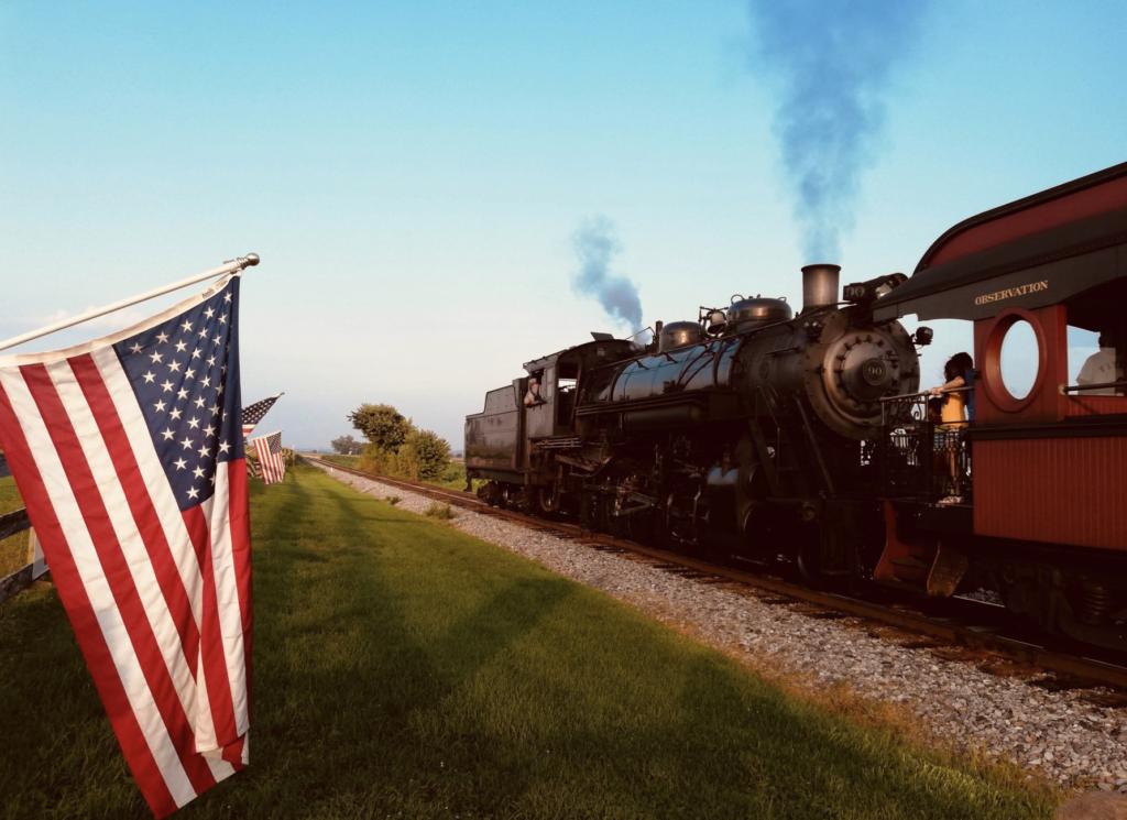 train états unis