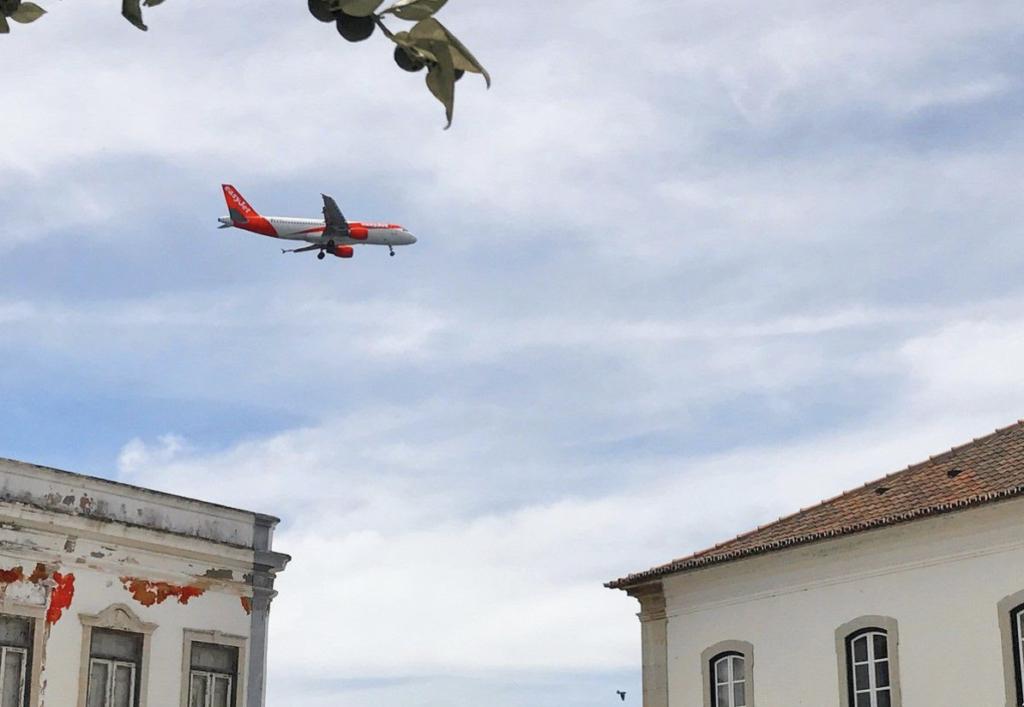 avion portugal