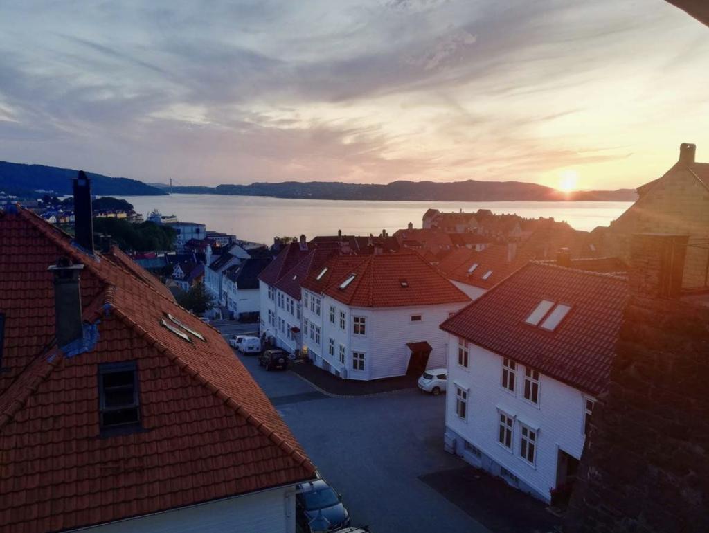 Bergen Norvège du sud